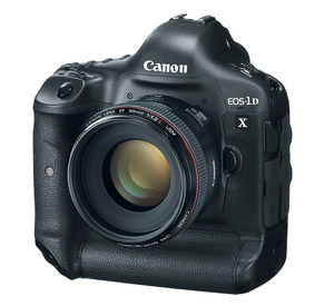 Canon eos-1d x